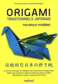 Origami traditionnel Japonais - nouveaux modèles | 9782889355808