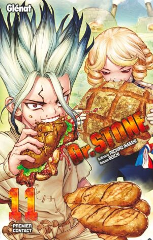 Dr Stone  T.11 | 9782344041833