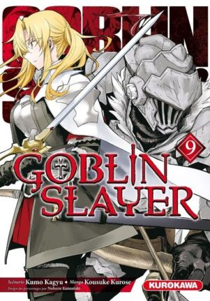 Goblin slayer T.09 | 9782368529430