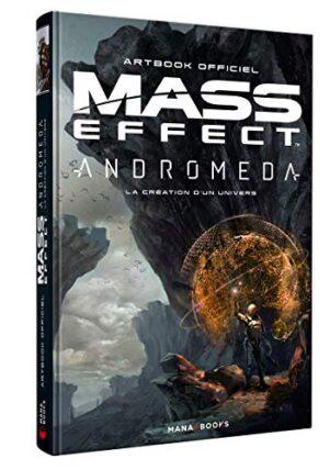 Mass effect Andromeda - Artbook | 9791035500139