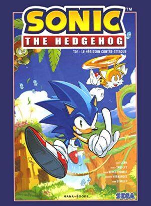 Sonic the hedgehog - BD T.01 | 9791035500733
