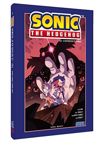 Sonic the hedgehog - BD T.02 | 9791035501013