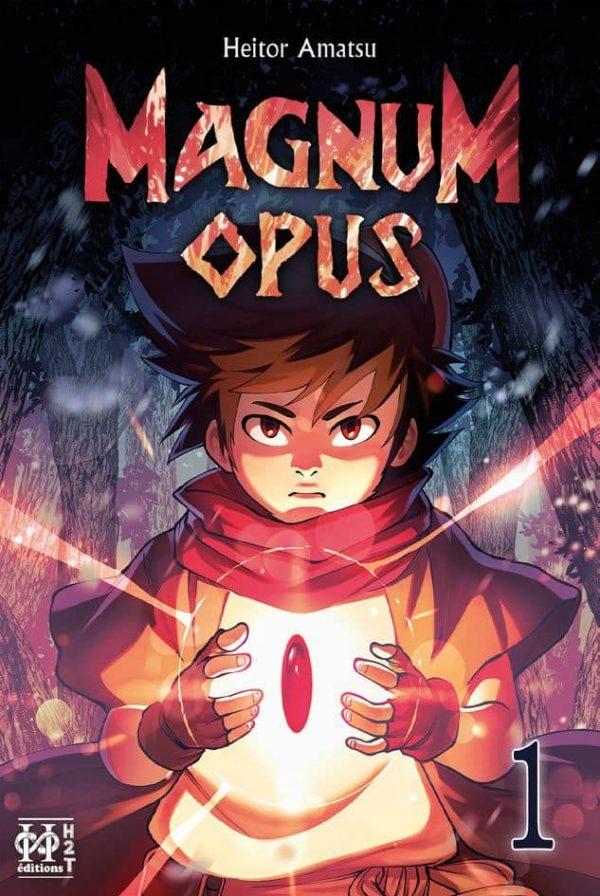 Magnum opus T.01 | 9782377772568