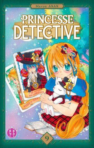 Princesse Detective T.09 | 9782373494440