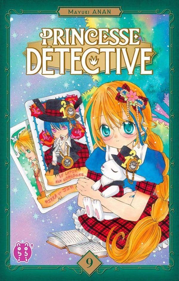 Princesse Detective T.09   9782373494440