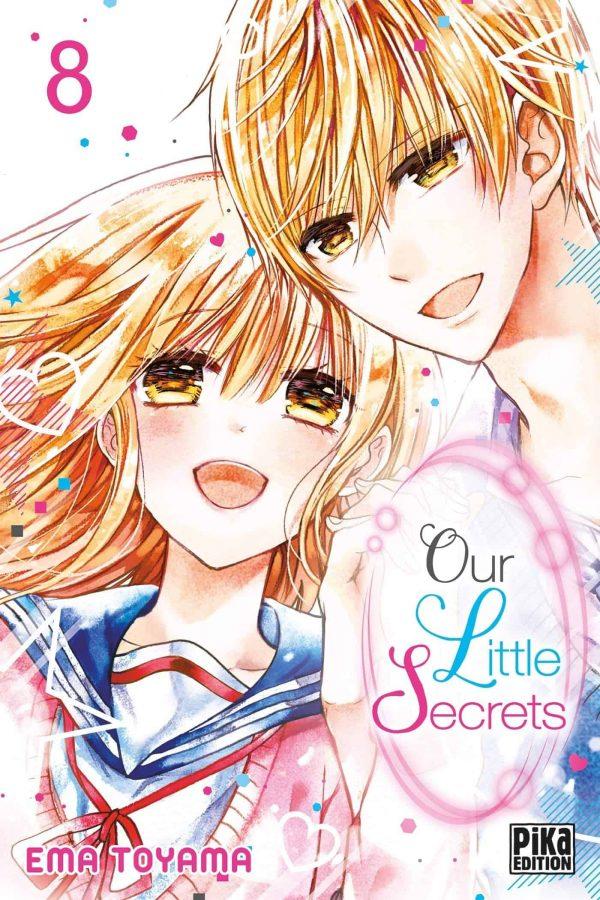 Our little secret T.08 | 9782811654887