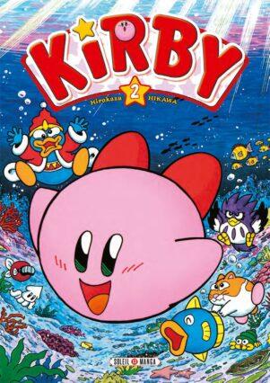 Aventures de Kirby dans les etoiles (Les) T.02 | 9782302090385
