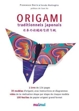 Origami traditionnels japonais | 9782889355143