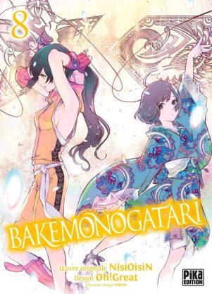 Bakemonogatari T.08 | 9782811657307