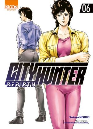 City Hunter - Rebirth T.06 | 9791032706466