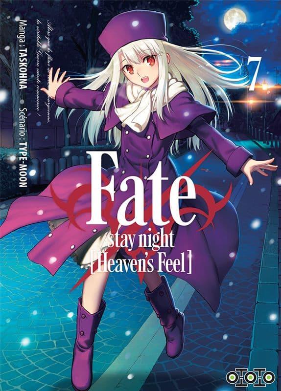 Fate Stay Night Heaven's feel T.07 | 9782377172733