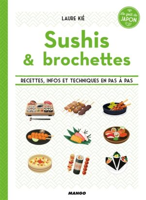 Sushi & brochettes | 9782317013294
