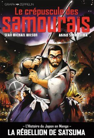 Crépuscule des samourais (Le) | 9782490357055