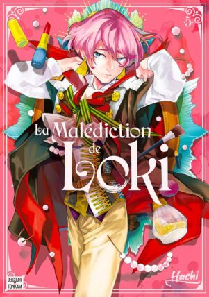 Malediction de Loki (La) T.05 | 9782413027751