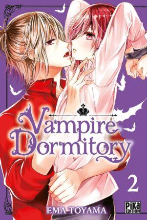 Vampire dormitory  T.02 | 9782811657932