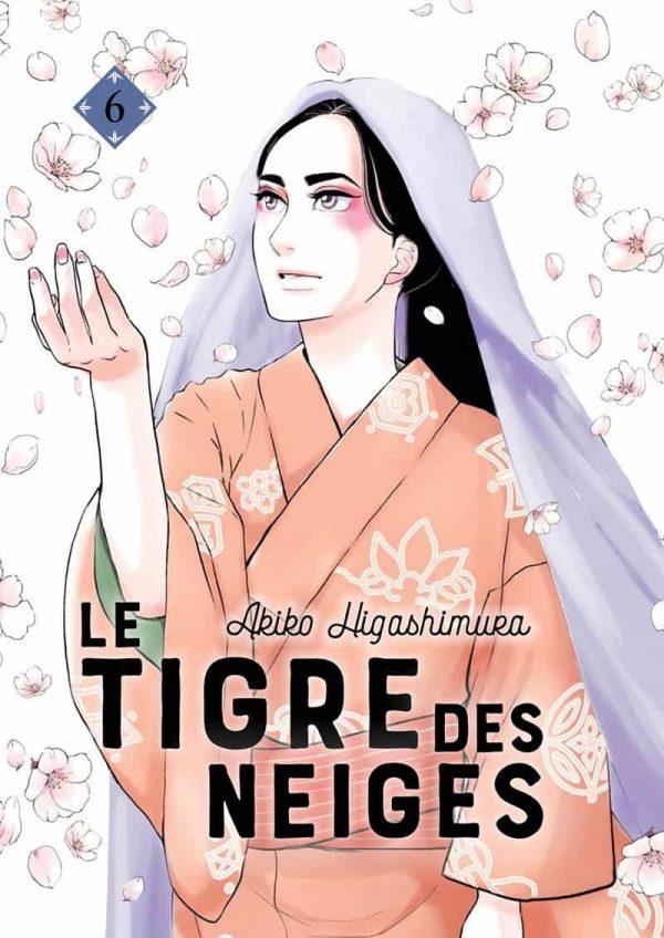Tigre des neiges (Le) T.06 | 9782353481637