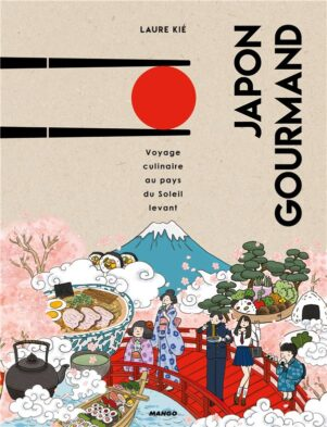 Japon gourmand | 9782317020841