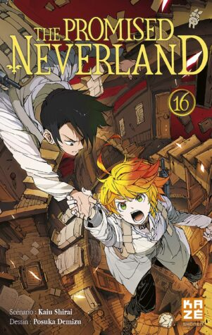 Promised Neverland (The) T.16 | 9782820338501