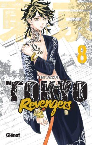 Tokyo Revengers T.08 | 9782344040355
