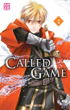 Called game T.02 | 9782820338365