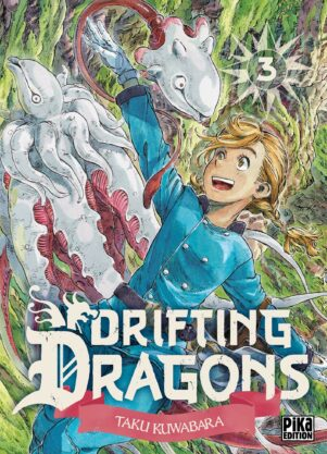 Drifting Dragons  T.03 | 9782811656607