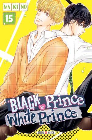 Black Prince & White Prince T.15 Black Prince & White Prince | 9782302083554