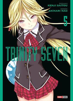 Trinity Seven T.05 | 9782809486827