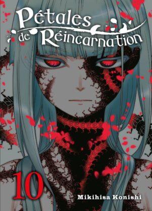 Petales de reincarnation T.10 | 9782372875035