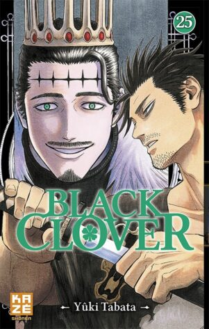 Black Clover T.25   9782820338235