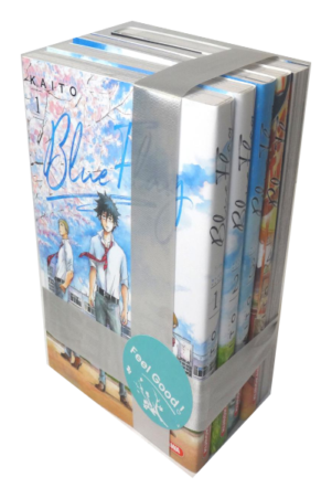 Blue Flag - Noel Coffret 5 mangas | blue_flag_-_noel_coffret_5_mangas