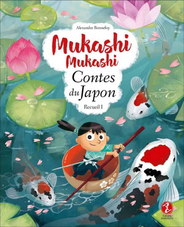 Mukashi Mukashi - Contes du Japon T.01   9791095397069