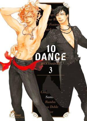 10 dance T.03 | 9782368777299