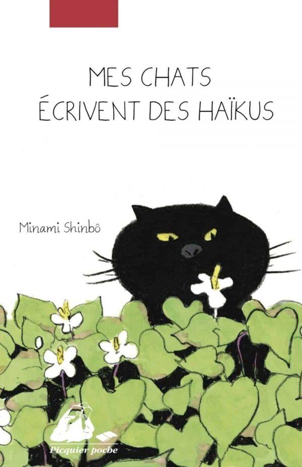 Mes chats écrivent des Haikus | 9782809713060