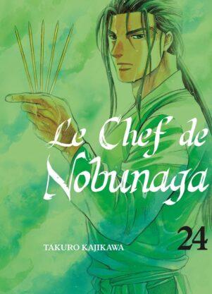 Chef de Nobunaga (Le) T.24 | 9782372875042