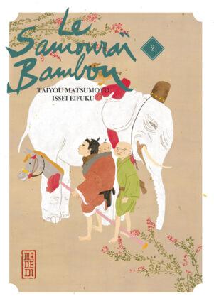 Samourai Bambou (Le) T.02   9782505007586