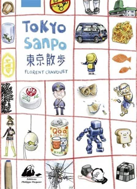 Tokyo Sanpo | 9782809700763