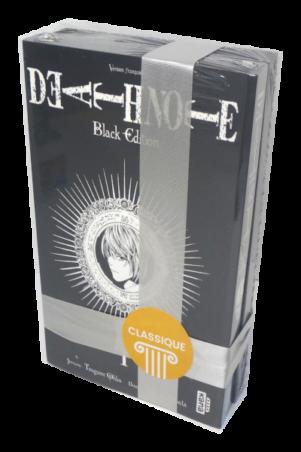Death Note Black Edition - Noel Coffret 2 mangas   death_note_black_edition_-_noel_coffret_2_mangas