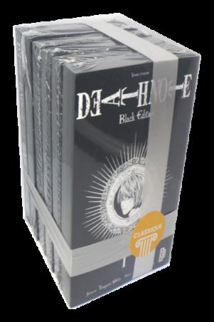 Death Note Black Edition - Noel Coffret 6 mangas   death_note_black_edition_-_noel_coffret_6_mangas