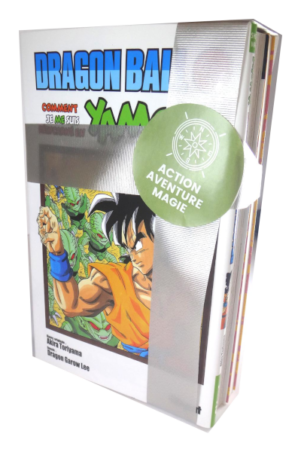 Dragon Ball - Spin off - Noel Coffret 4 mangas | dragon_ball_-_spin_off_-_noel_coffret_4_mangas