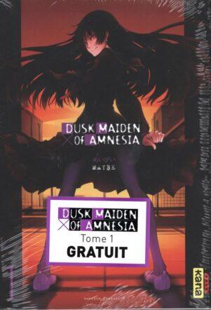 Dusk maiden of amnesia - coffret découverte 1-2-3 | 3700677944917