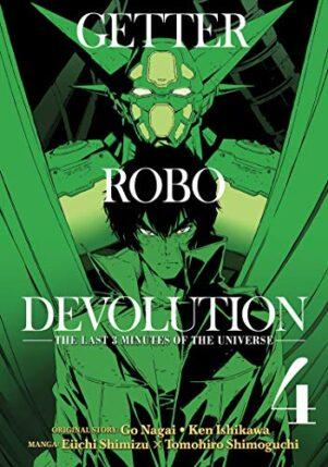 Getter Robo Devolution (EN) T.04 | 9781642756975