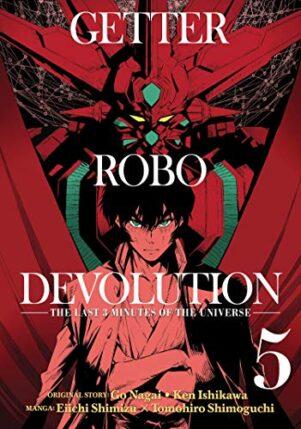 Getter Robo Devolution (EN) T.05 | 9781645054757