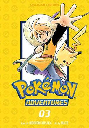 Pokemon adventures collector edition (EN) T.03 | 9781974711239
