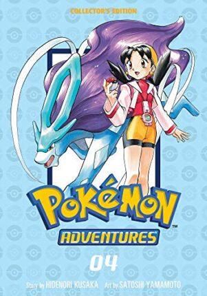 Pokemon adventures collector edition (EN) T.04 | 9781974711246
