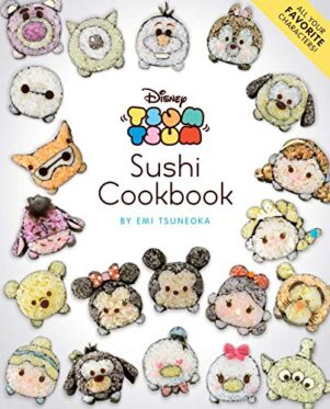 Disney Tsum Tsum Sushi Cookbook (EN)   9781974715886