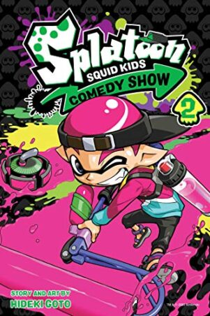 Splatoon: Squid Kids Comedy Show (EN) T.02 | 9781974717033