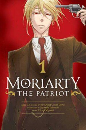 Moriarty, the patriot (EN) T.01 | 9781974717156
