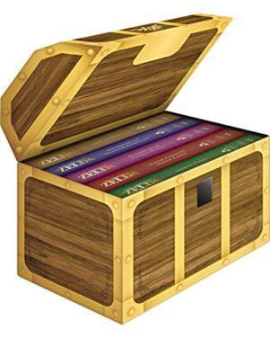 Zelda - Legendary Ed. Box set (EN) | 9781974718191