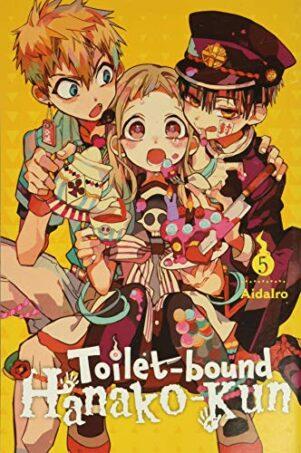 Toilet-bound Hanako-kun (EN) T.05 | 9781975311377