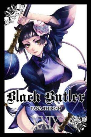 Black Butler (EN) T.29 | 9781975314897